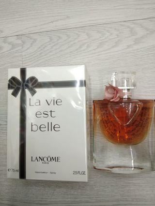 Lancome La Vie est Belle Limited Edition Tester