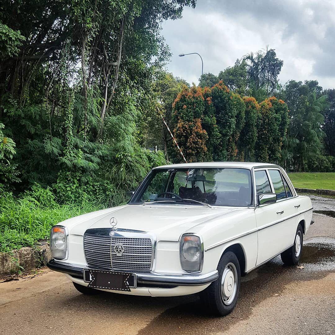 ❤️ Classic Mercedes 200 for Your Special Occasion/Events!