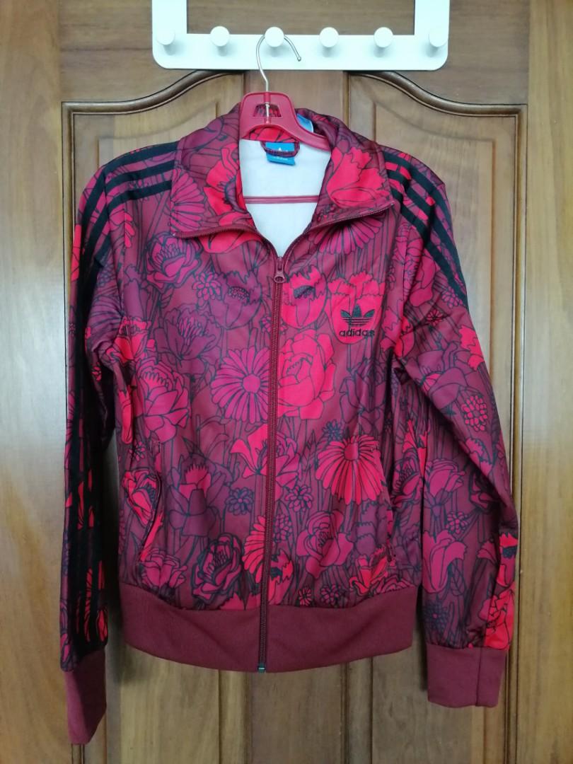 mi Solo haz salado  Adidas Firebird TT Jacket, Women's Fashion, Clothes, Tops on Carousell