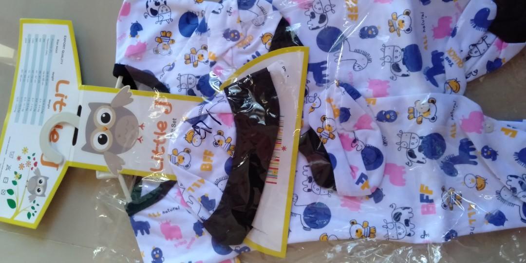 Baju bayi Jumper bayi