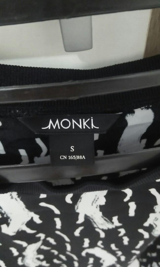 Blouse Monki Original