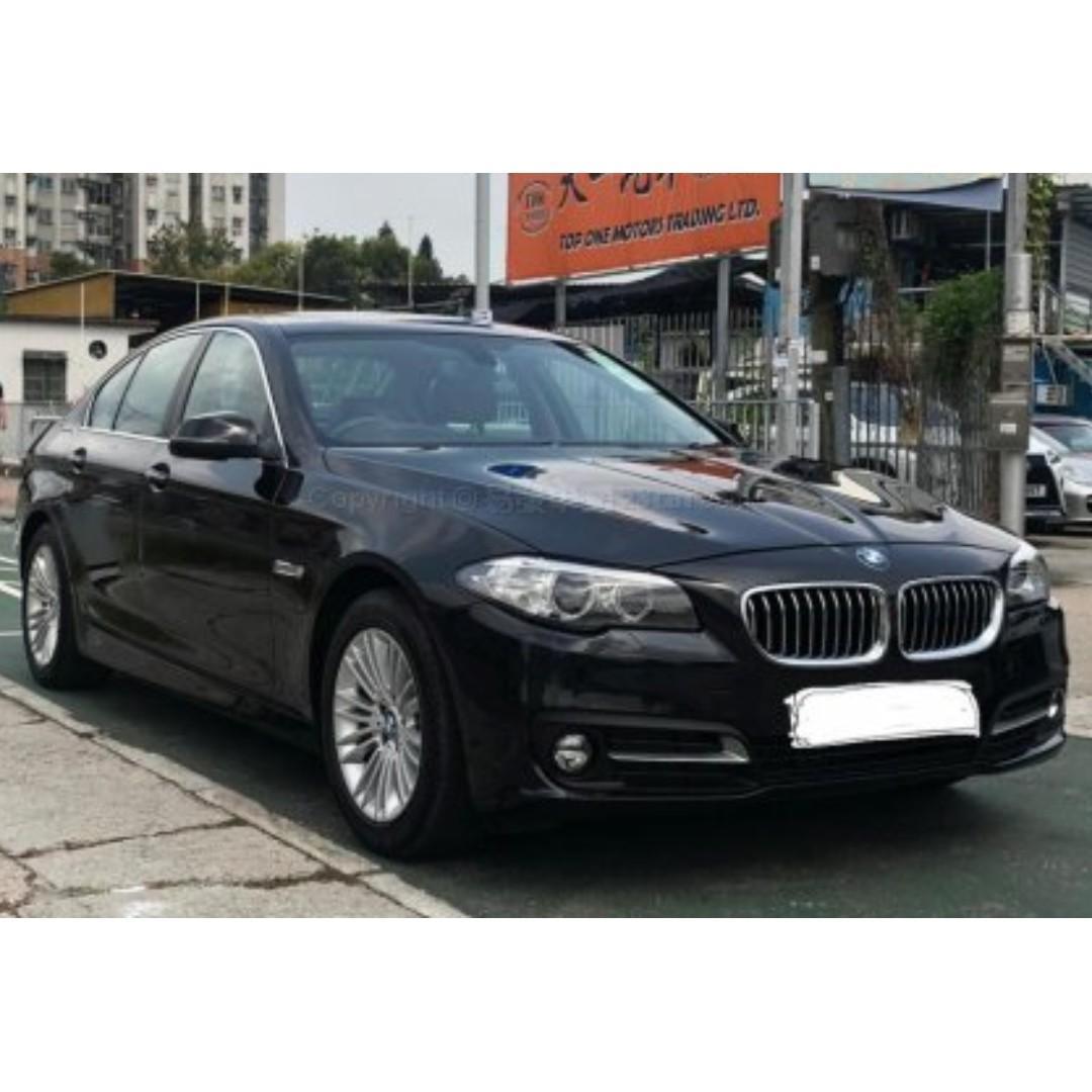 BMW 520IA 2014