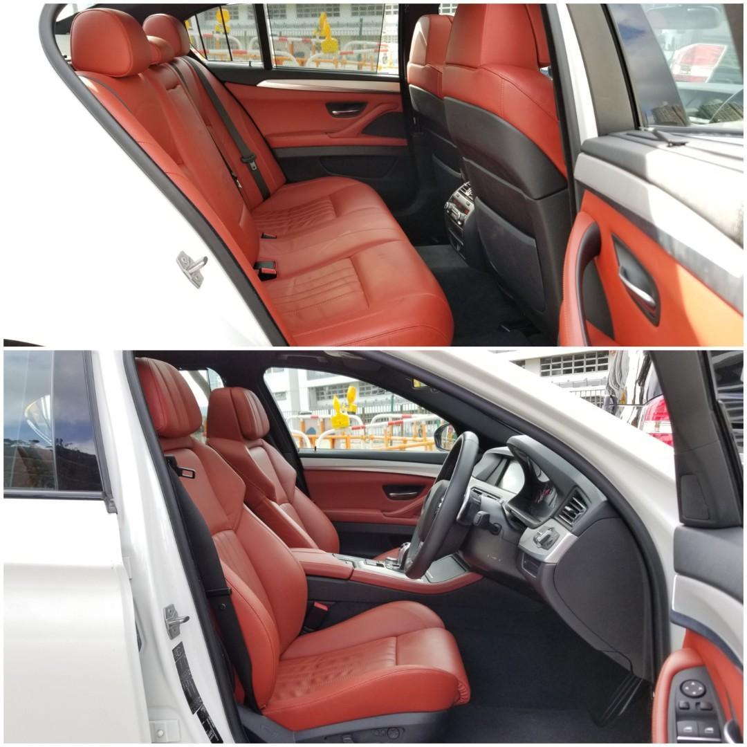 BMW M5 Saloon 2012
