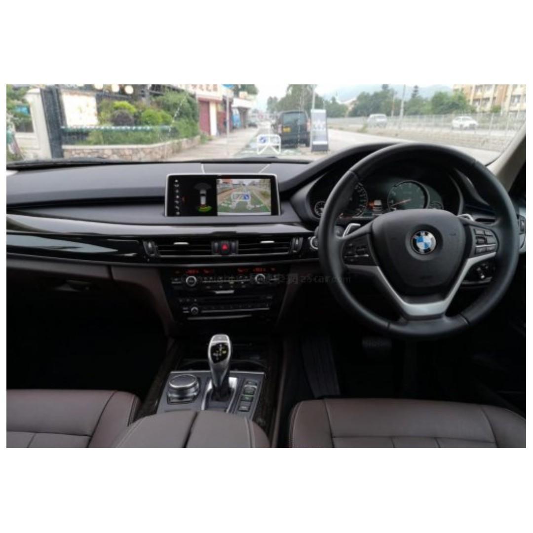 BMW X5 XDRIVE 35IA 2018