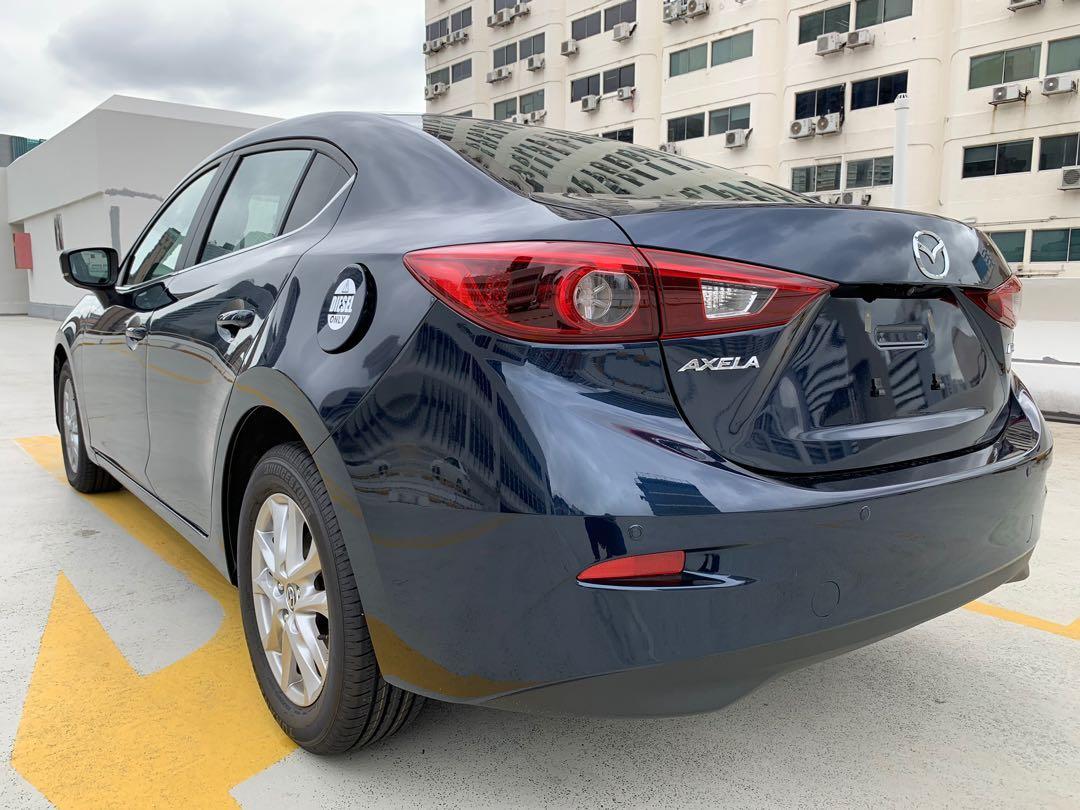 Brand New Mazda Axela (Diesel)