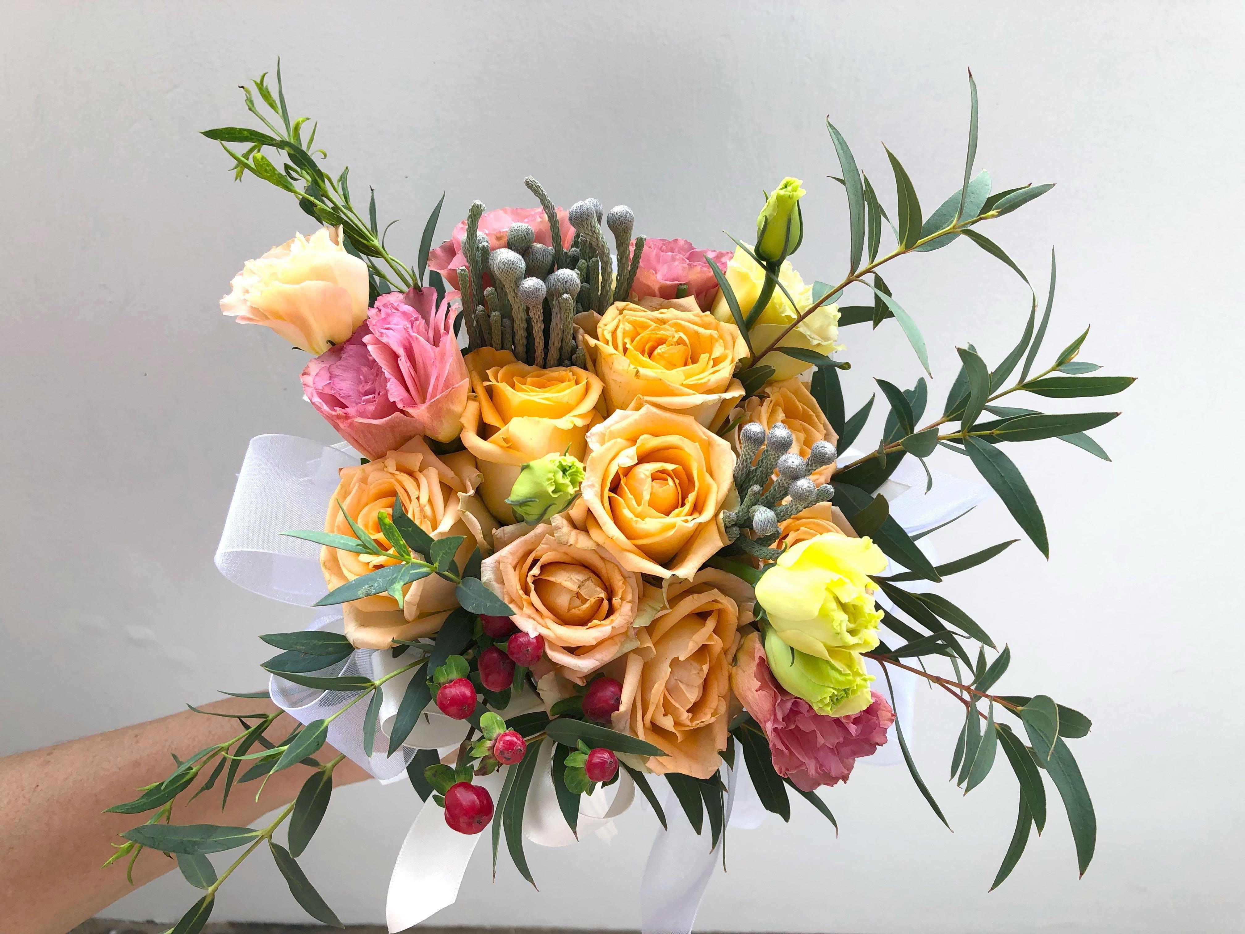 Bridal Bouquet (customisation)