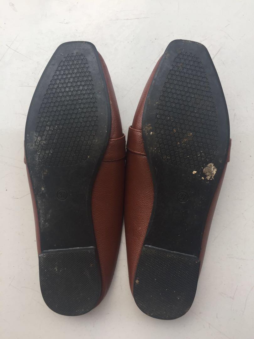 Brownie Flatshoes