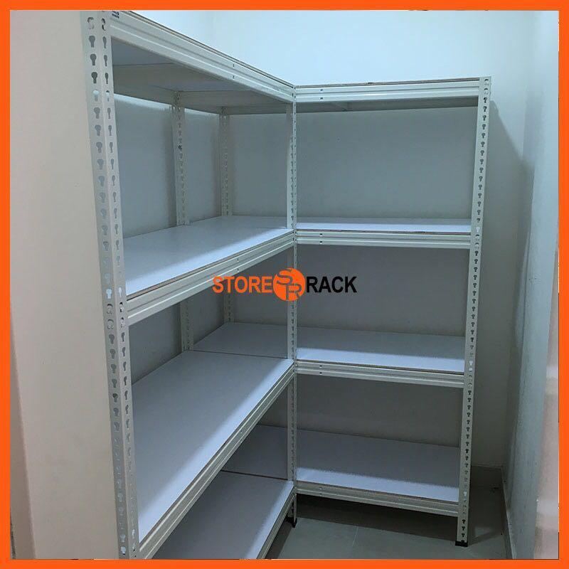 BTO L Shape Rack for Storeroom & Bombshelter