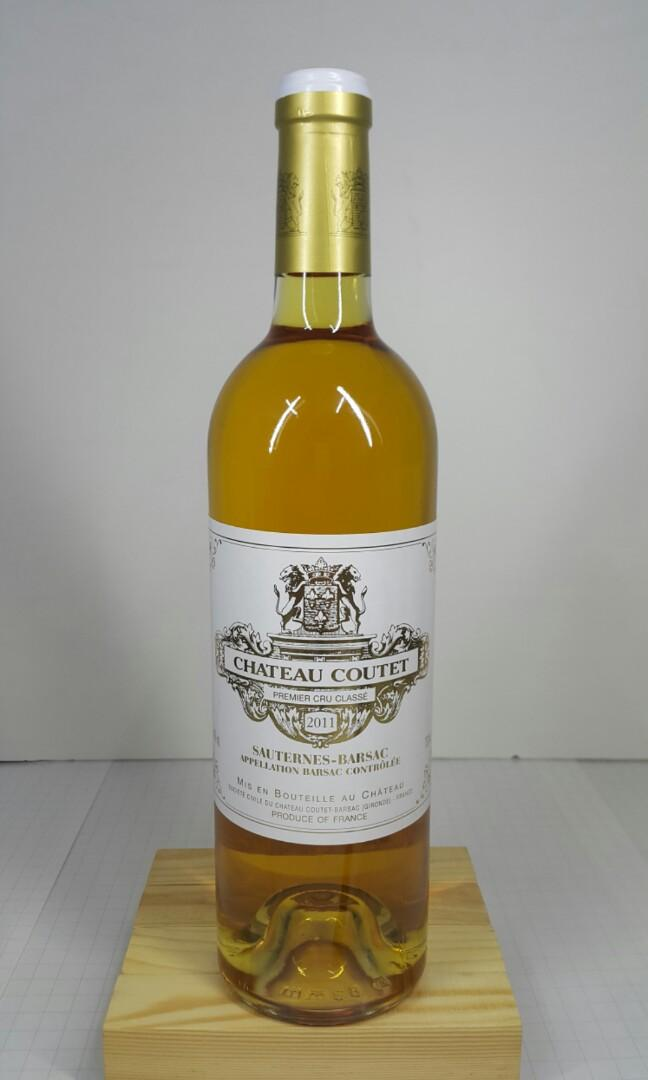 Chateau Coutet 2011 750ml 法國甜酒