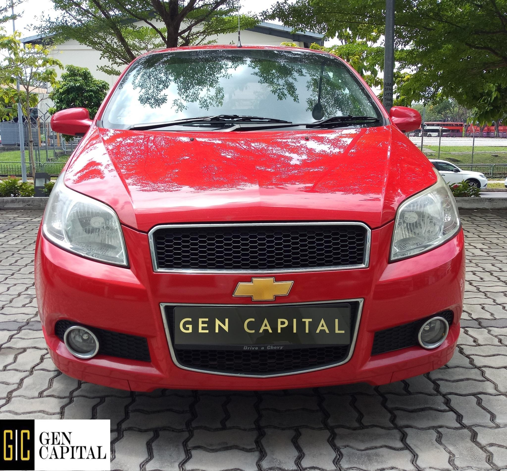 Chevrolet Aveo 1.4A Hatchback Nice & Simple Car at Low Rental Rate