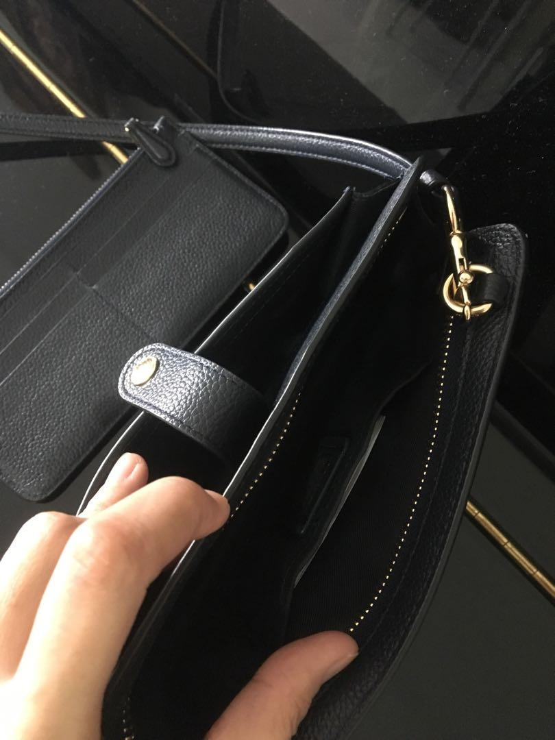 Coach Snap Fastening crossbody bag