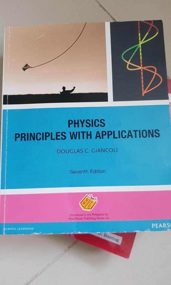 College Textbooks (Botany, Comparative Anatomy, Physics, Reading Into Writing)