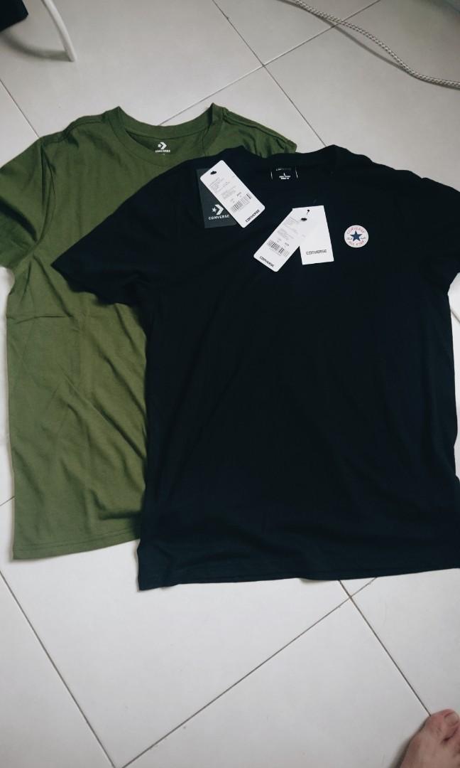converse t shirt malaysia