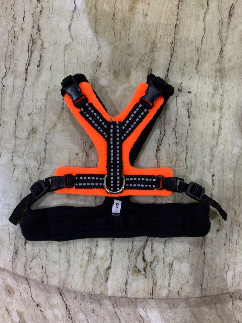 SOFT MATERIAL Dog Harness (Perfect Fit)