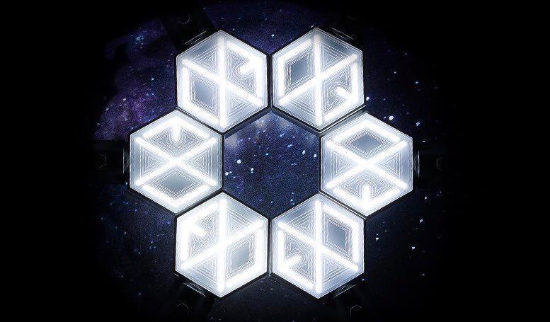 EXO OFFICIAL LIGHTSTICK VERSION 3
