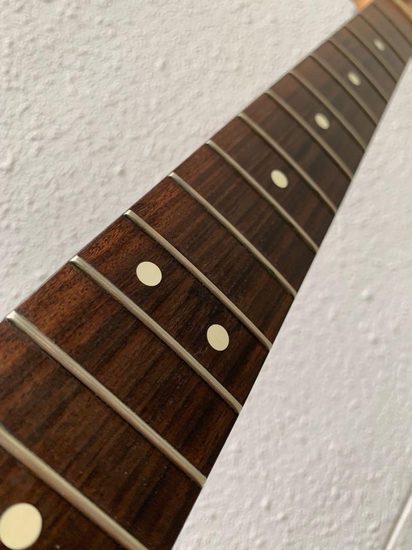 1999 Fender Stratocaster MIM, Music & Media, Music