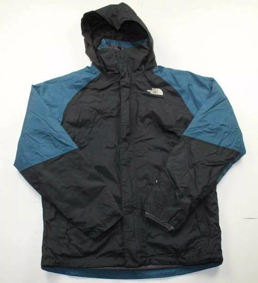 5b64ed522 FS: Used The North Face Blue/ Black HyVent Triclimate Jacket, Men's ...