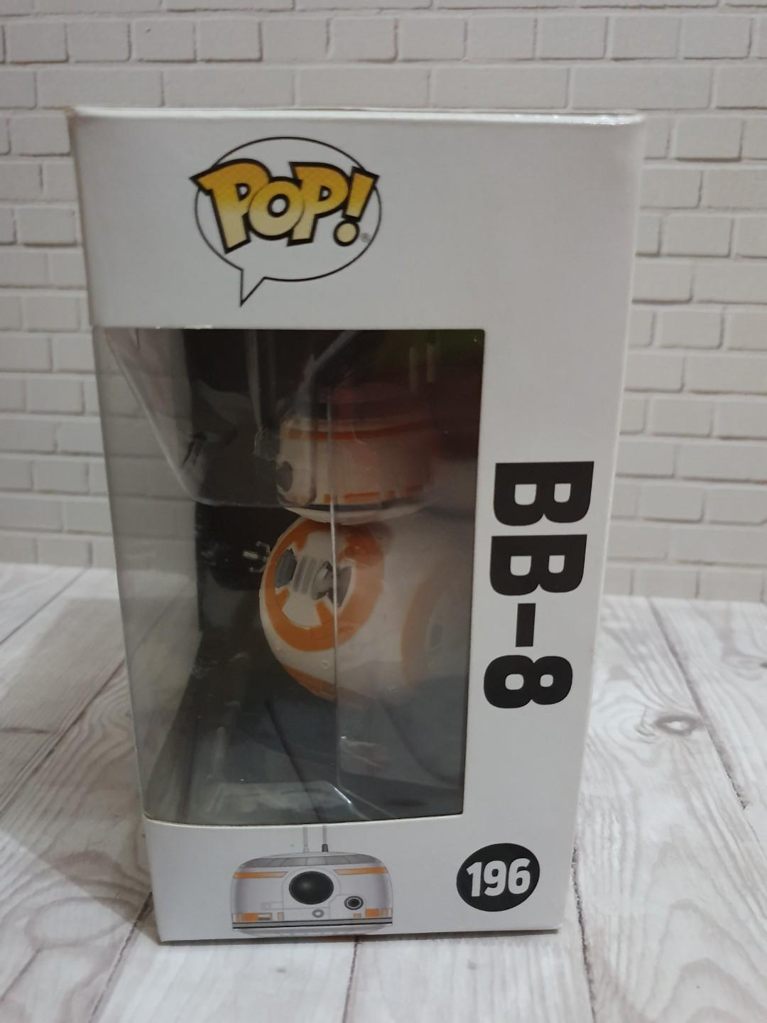 Funko Pop! Star Wars Episode VIII - The Last Jedi - BB-8