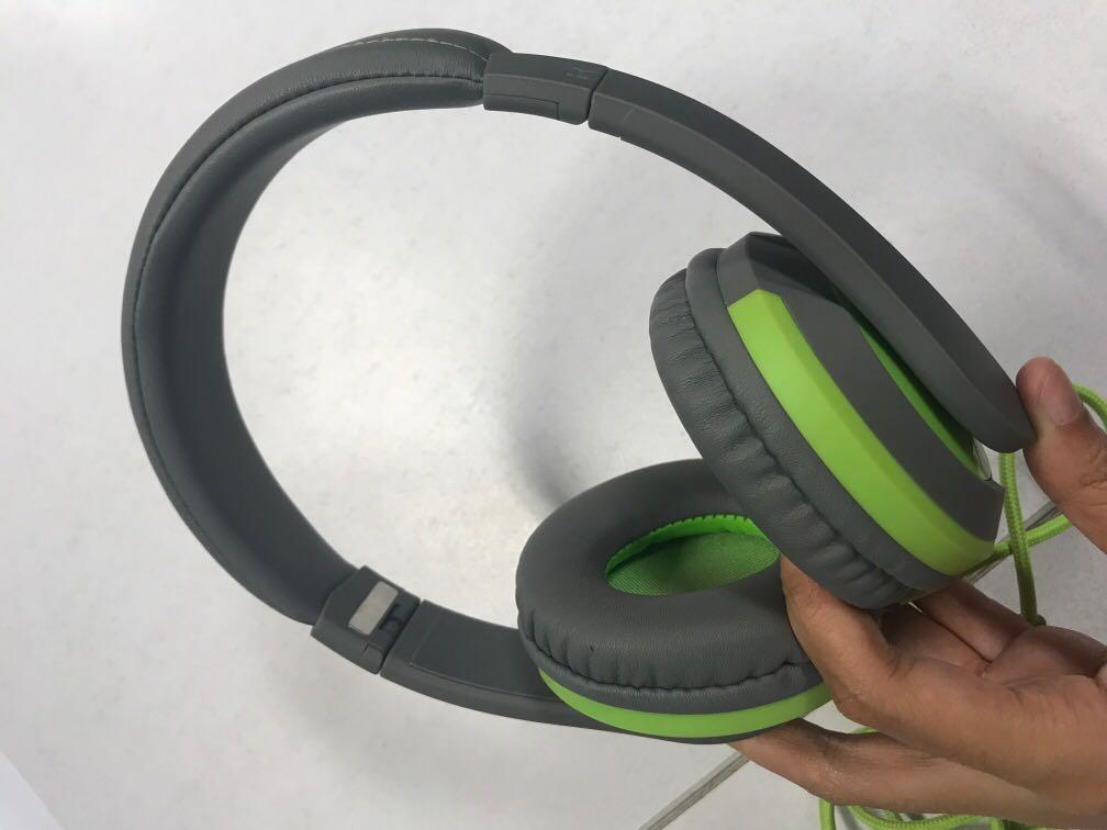 Headphone MINISO Green