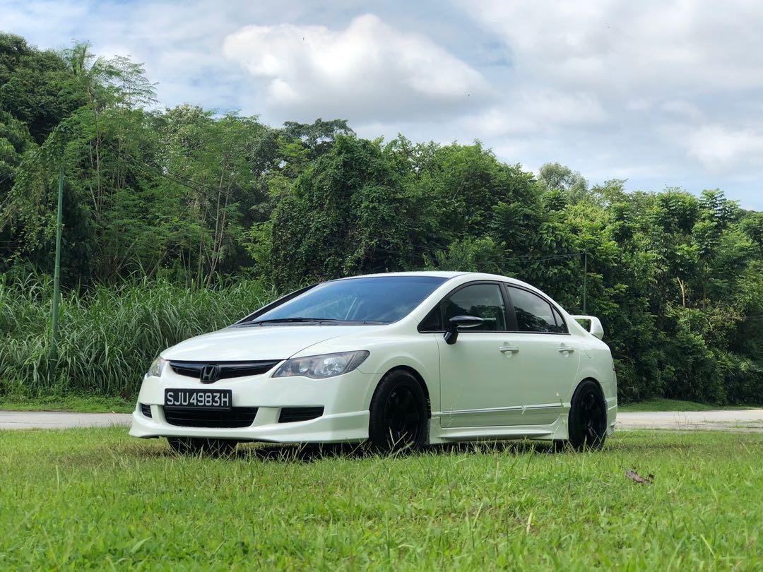 Honda Civic 2.0 SI Manual