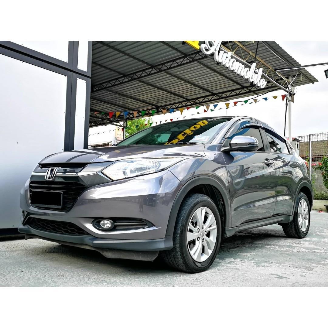 honda hr-v 1.8 E (a) full service record under warranty by honda malaysia 2015 model