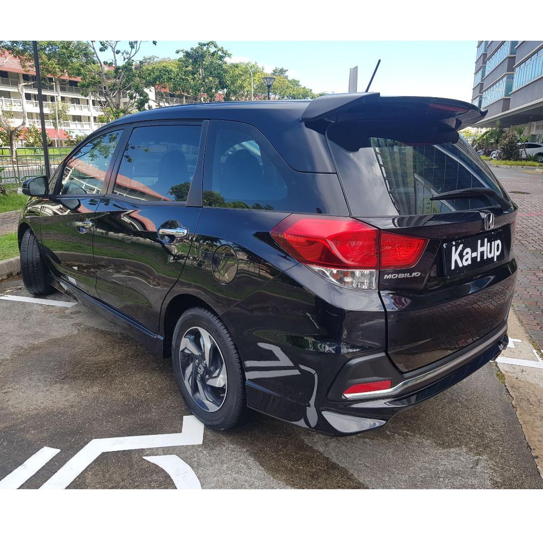 Honda Mobilio 1.5 RS Luxe MPV i-VTEC Auto