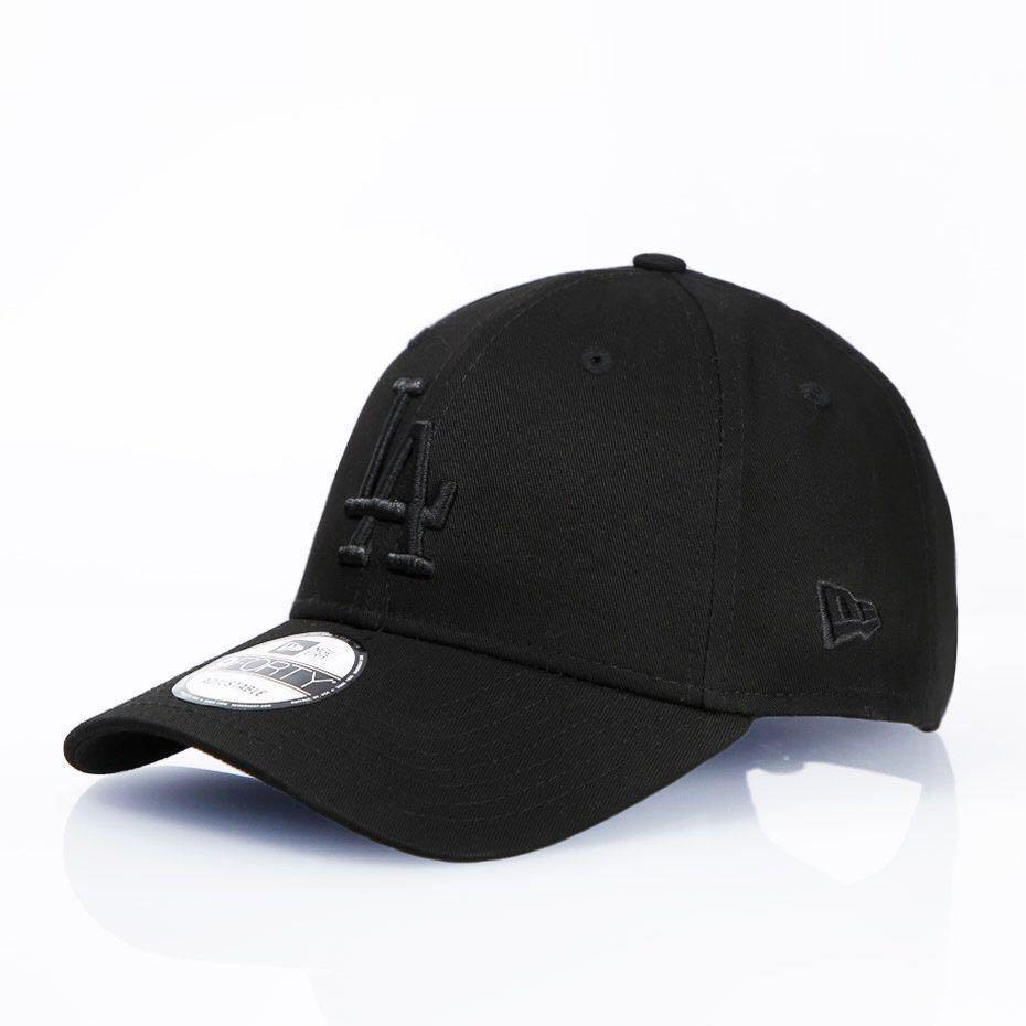 🔥INSTOCK Authentic New Era 9Forty Black on Black