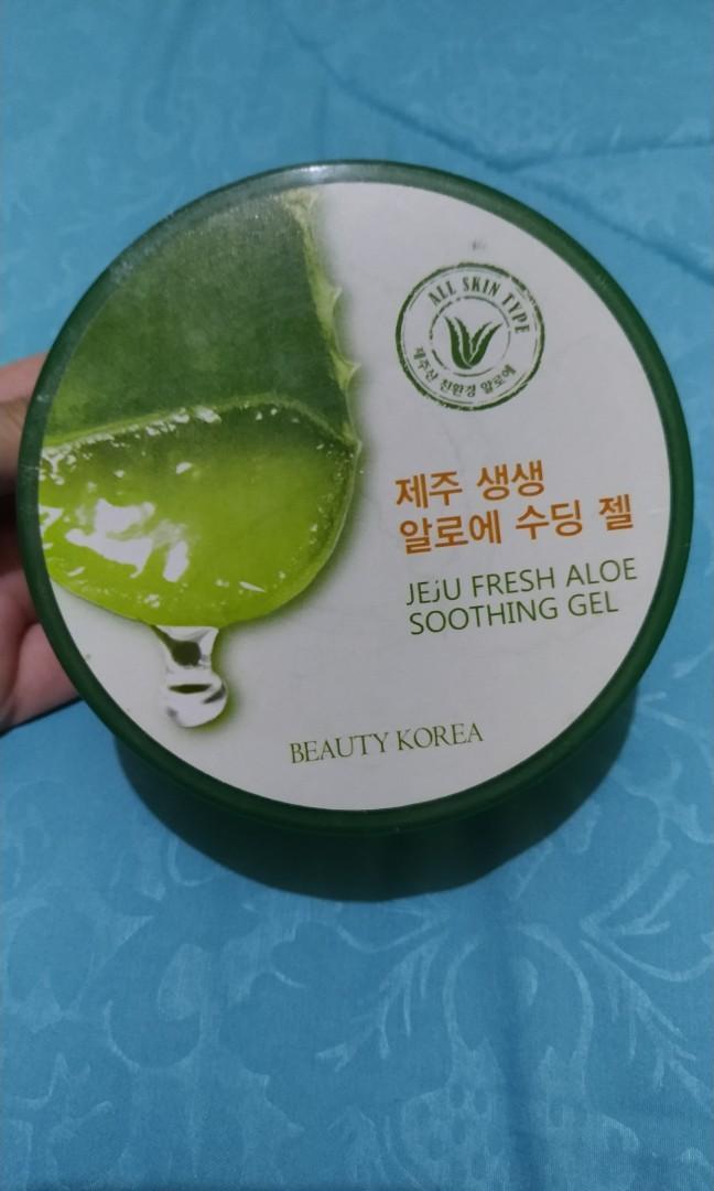 Jeju aloevera - beauty korea NET NO Free ongkir !