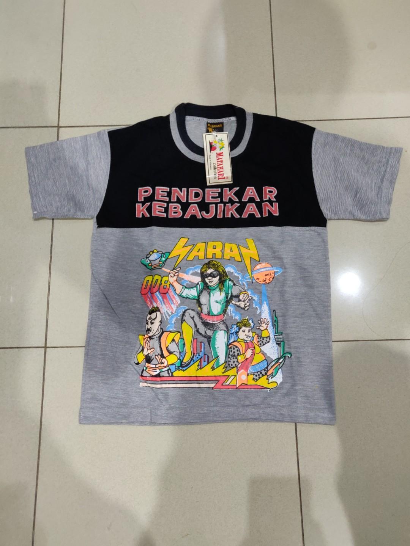 Kaos anak pendekar t-shirt kids laki laki