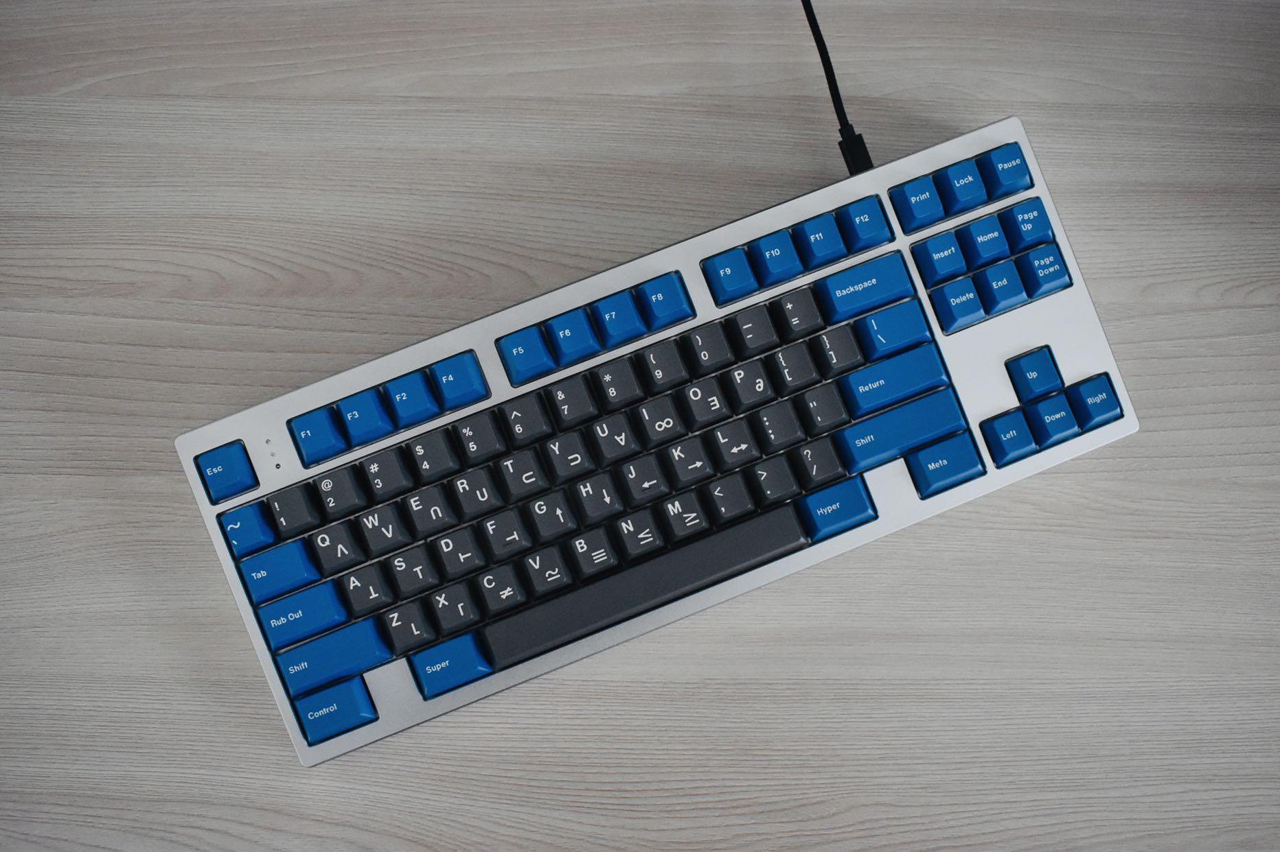 Kbdfans R3 8x Wkl Keyboard On Carousell