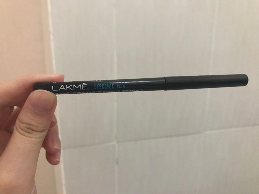 Lakme 9to5 Reinvent Eyeconic Kajal Eyeliner - Deep Black