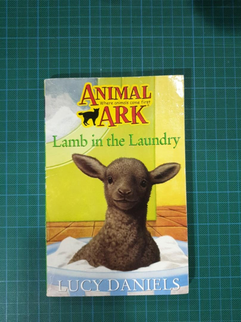 LAMB IN THE LAUNDRY - LUCY DANIELS