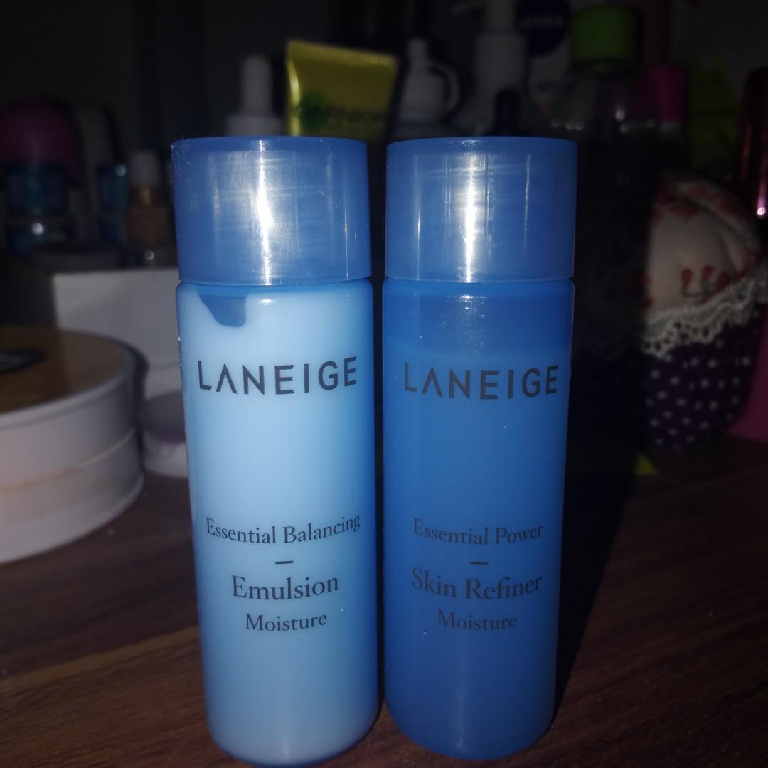 Laneige Balancing Emulsion