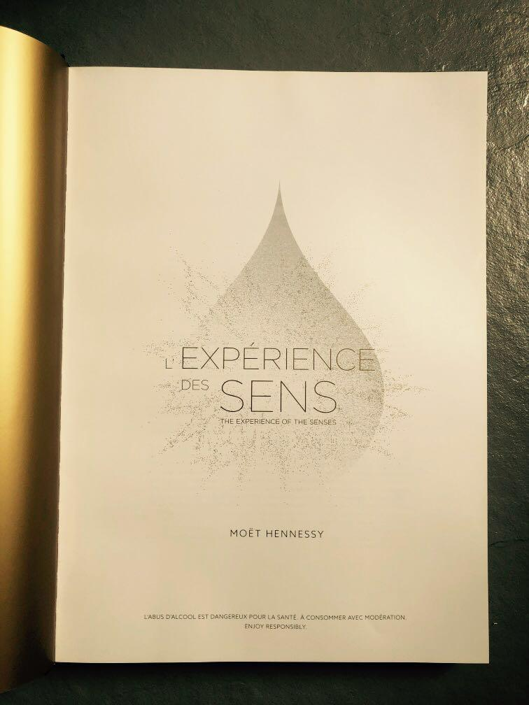 Moët Hennessy - The Experience of the Senses