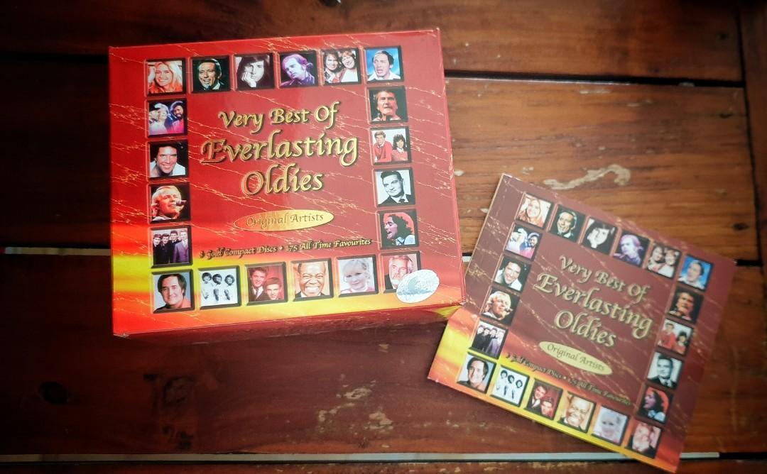 Balance Very Best Of Everlasting Oldies CDs (9/10), Music