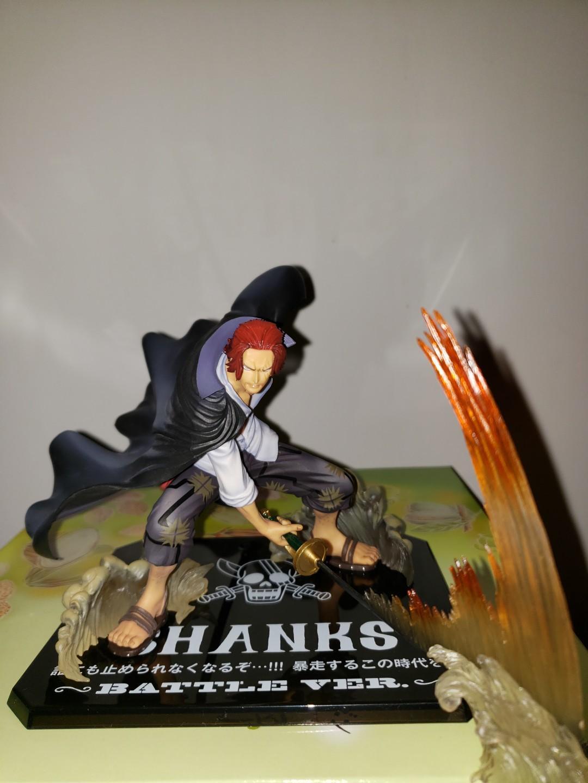 One Piece紅髮傑克figure