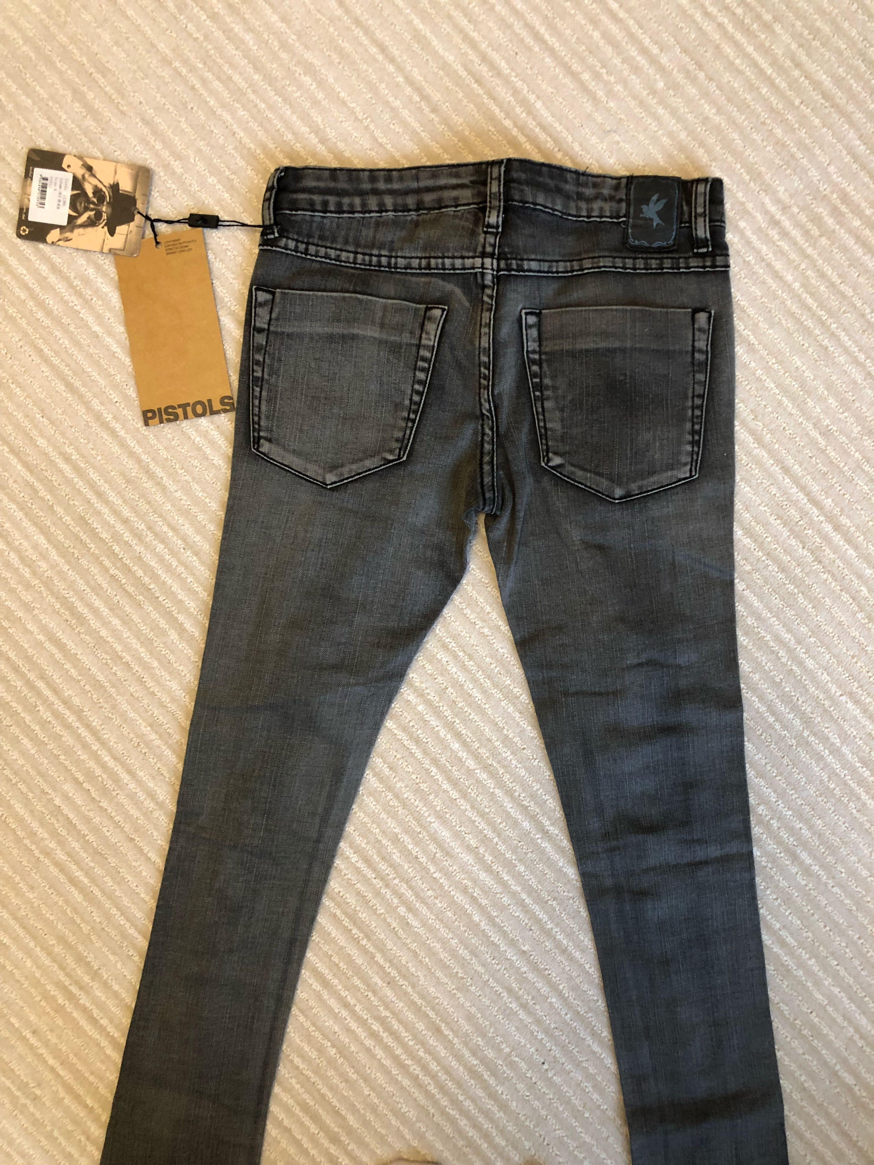 One teaspoon distressed jeans brand new w tags. Size 24