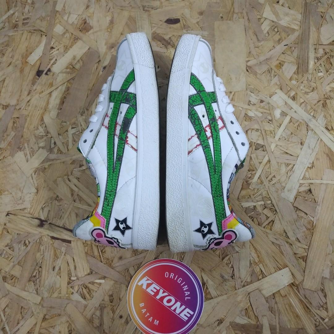 Onitsuka Tiger x Tokidoki Lawnship Unisex Sneaker Original