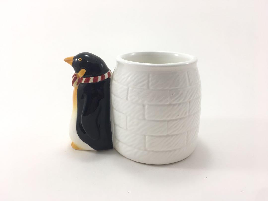 Penguin jurong bird park mug/cangkir/gelas