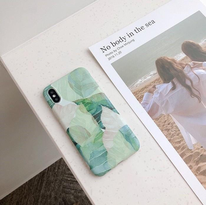 [PO] Flowers Paint iPhone Cover (2)