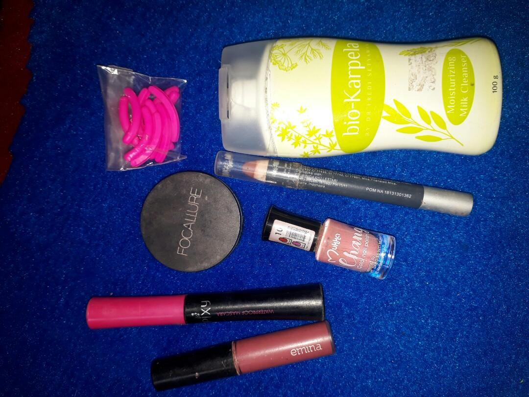 Preloved makeup (take all)