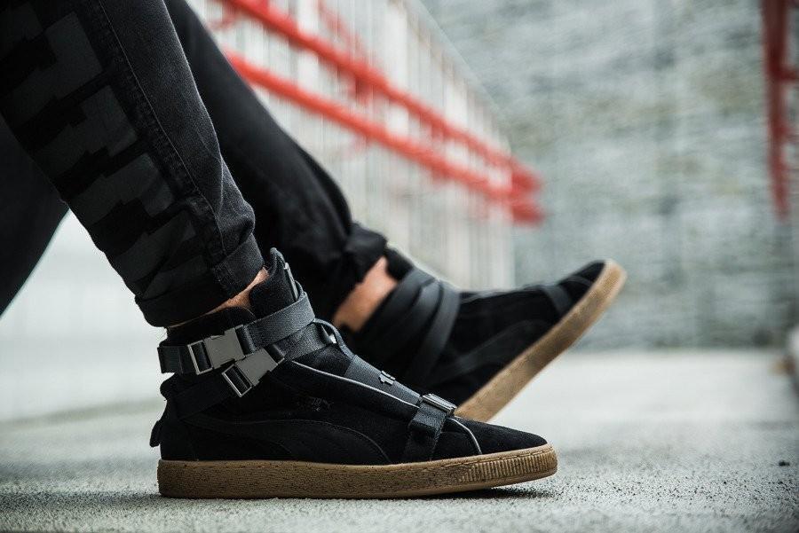 Puma Suede X The Weeknd, Men's Fashion