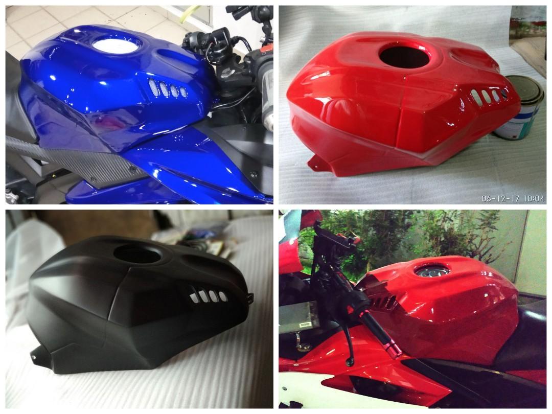 R15 V1 & V2] Cover Tank R15 Or Condom Tank R15, Motorbikes