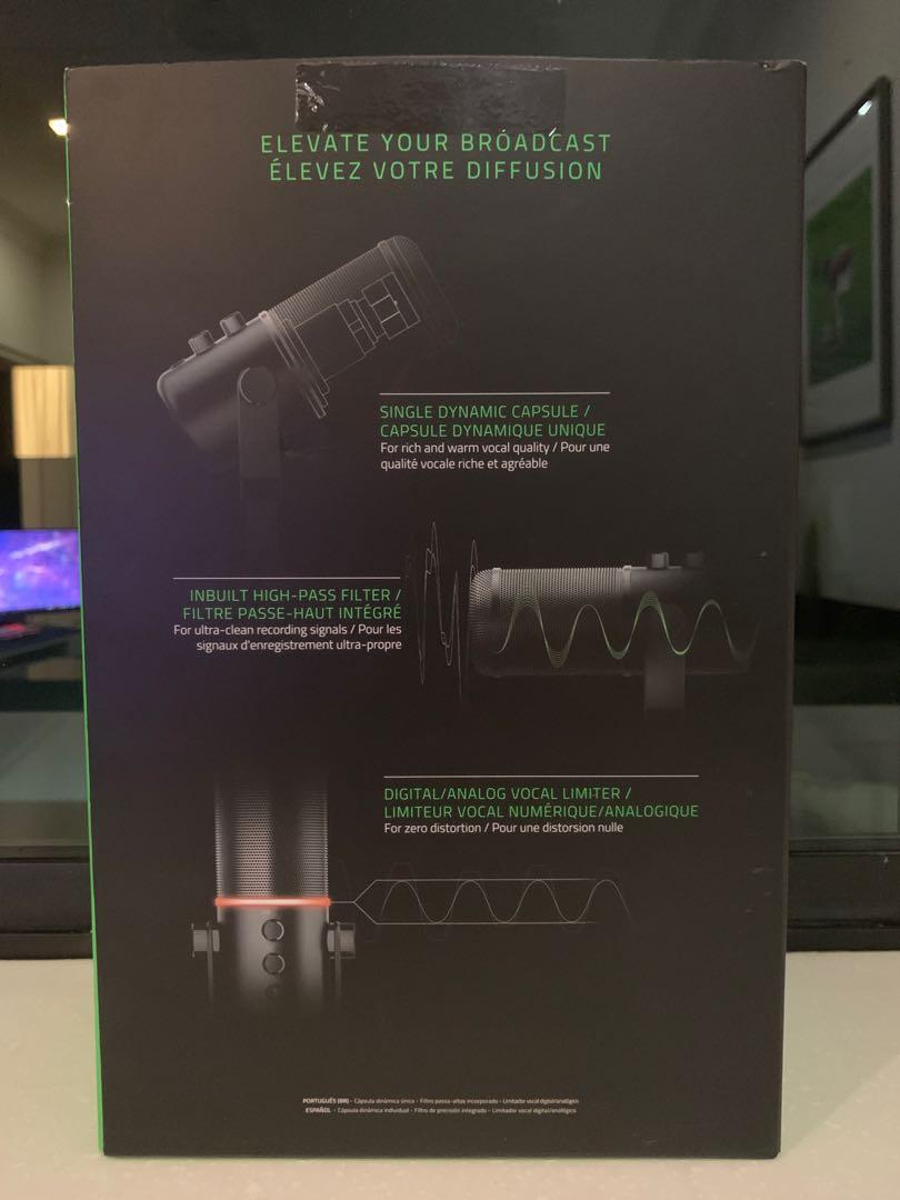 Razer Seiren Elite Gaming Microphone