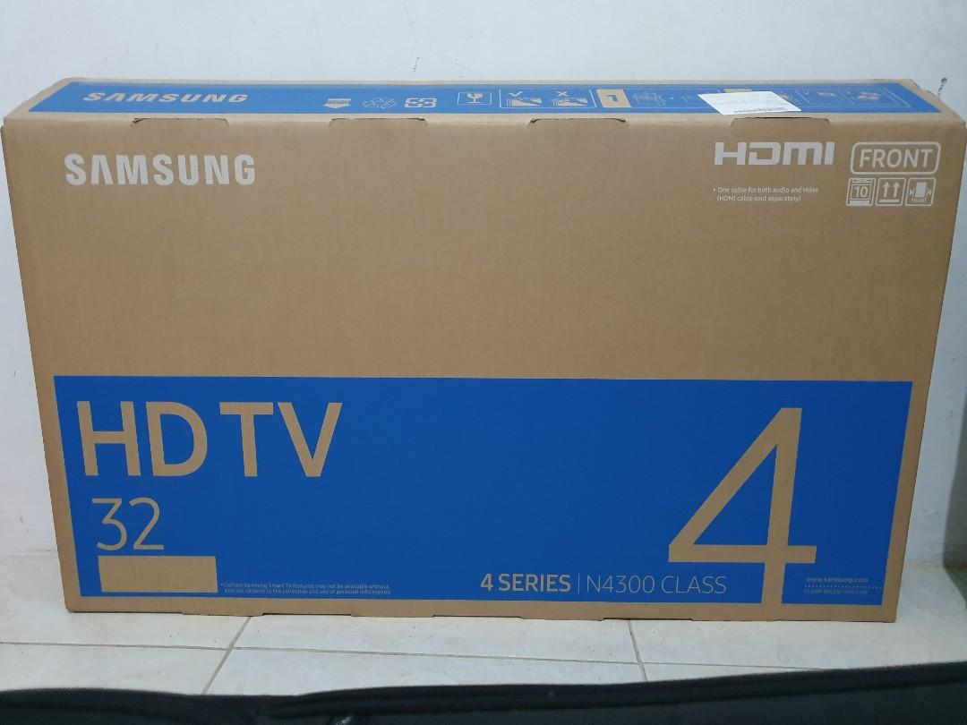 Samsung Smart TV 32 inch UA32N4300