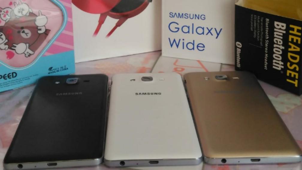 Samsung wide 16/2gb Rom