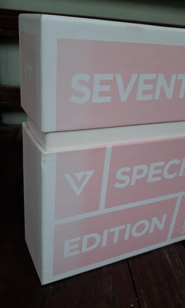 SEVENTEEN - LOVE LETTER REPACKAGED (SPECIAL EDITION)