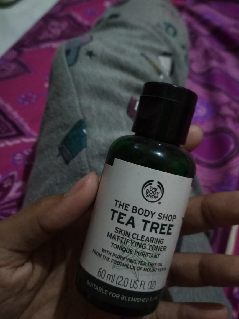 Tea tree the body shop (toner)