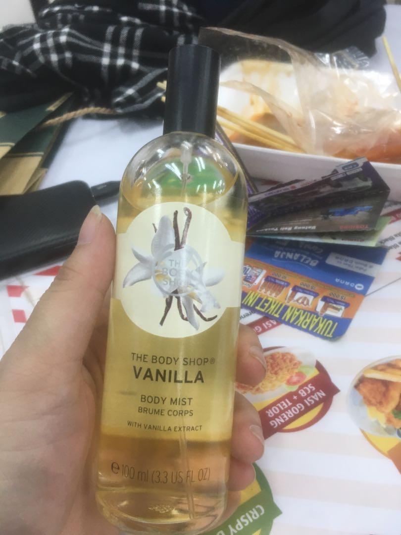 MistHealthamp; Body Vanilla BeautyPerfumesNail Shop The Own0Nvm8