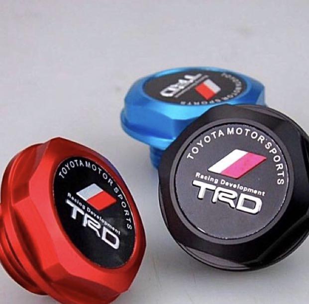 TRD Oil Cap